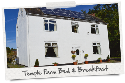 Temple Farm Bed & Breakfast